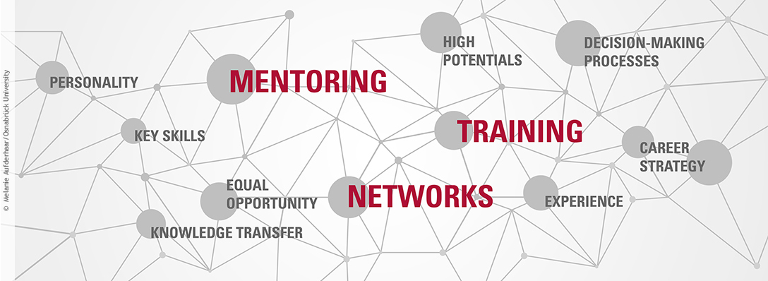 Graphic Mentoring Training Networks